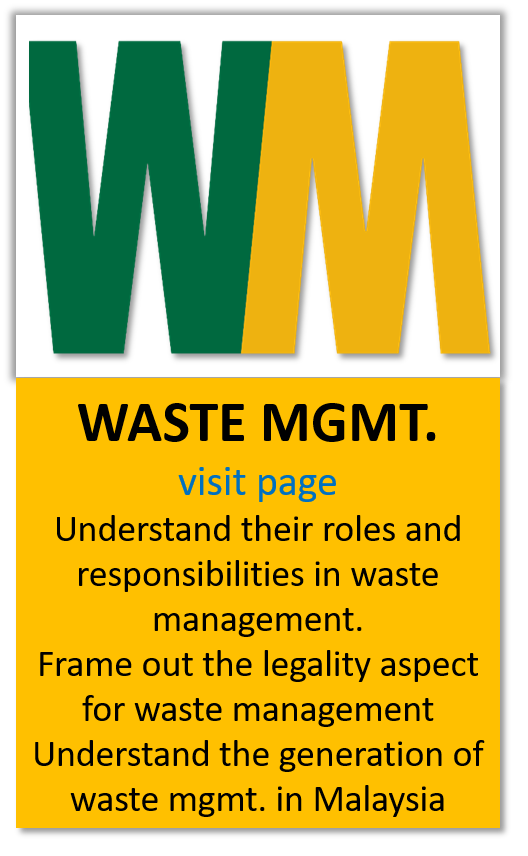 waste management training malaysia