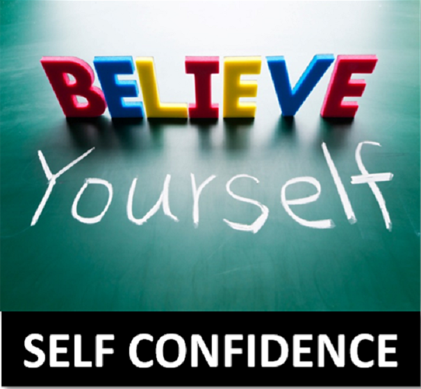 Building self-confidence Training malaysia
