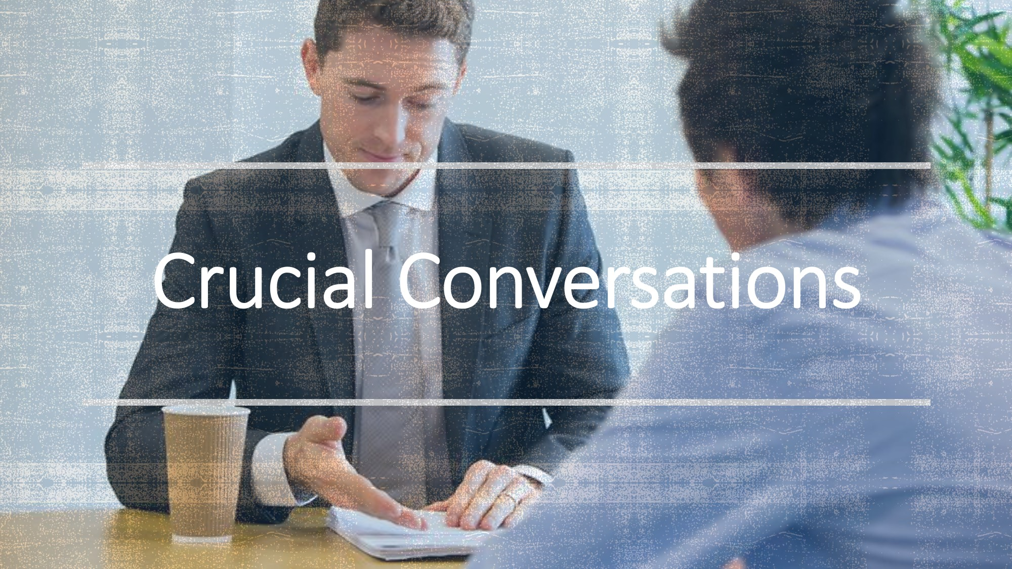 Crucial conversations training malaysia